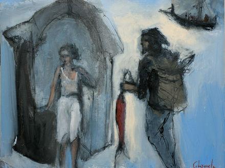 femme-et-pecheur-73x92